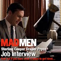 Mad Men Job Interview logo