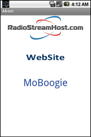 MoBoogie - screenshot