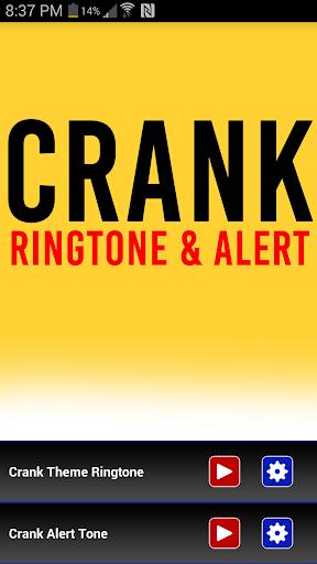 Crank Phone Ringtone Alert