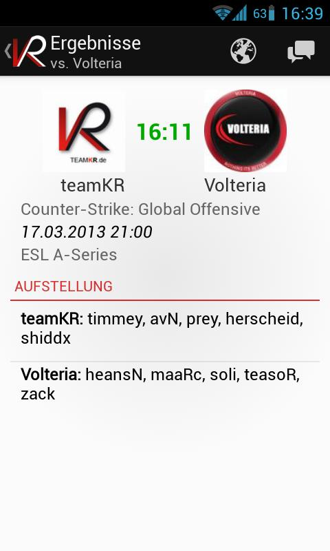 teamKR- screenshot