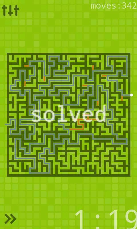 Maze - screenshot