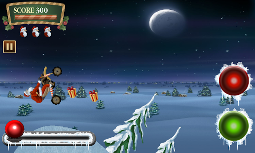 Santa Rider - Racing Game 賽車遊戲 App-愛順發玩APP