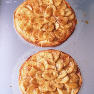 Banana Galettes.