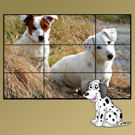 子供のための犬のパズル 休閒 App LOGO-硬是要APP