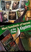 Screenshot of Three Kingdoms Heroes