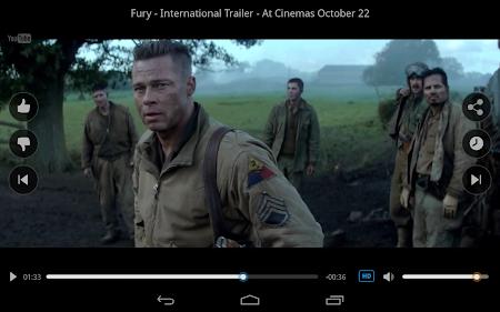 Vodio: Watch Videos, TV & News 1.7.1 screenshot 159739