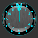 Dragonglow Clock Widget
