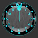 Dragonglow Clock Widget