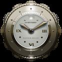 Dragon Clock Widget platinum icon