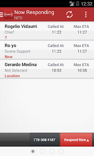 IamResponding (IaR)- screenshot thumbnail