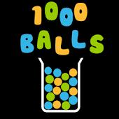1000 Balls