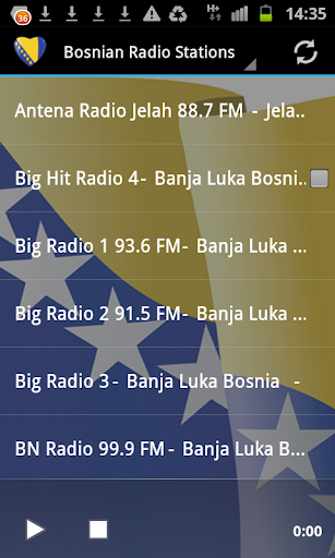 Bosnia Radio Music News