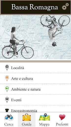Bassa Romagna Guida Turistica