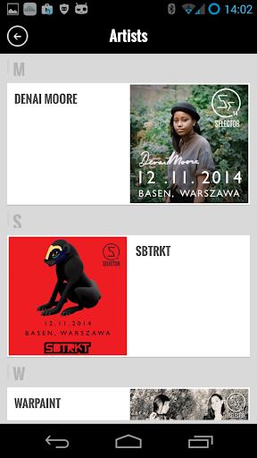 玩音樂App|Selector Festival免費|APP試玩