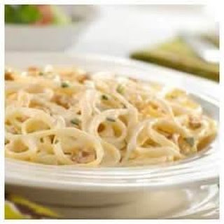 Alfredo Linguine Recipe
