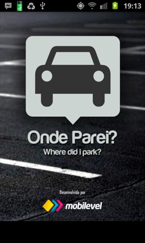 Where did I Park?- screenshot