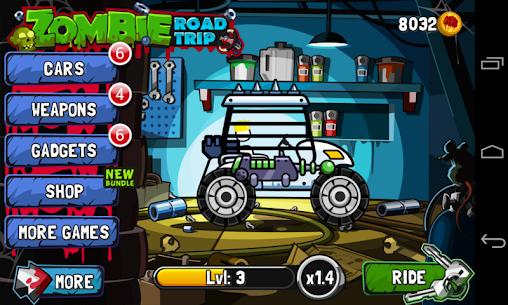 Zombie Road Trip  2