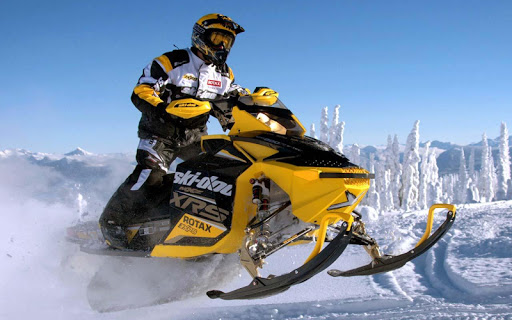 Snow Moto Limit Challenge