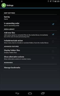 XZip - zip unzip unrar utility- screenshot thumbnail