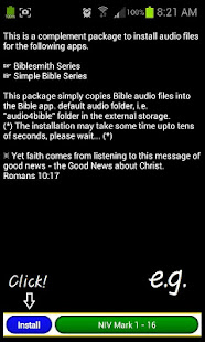 Audio4Bible - Mark (NLT) - Apps on Google Play