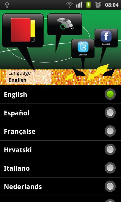 iCollina Euro 2012- screenshot