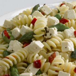 Pasta Salad With Cheese Cubes Recipes.