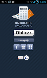 Polish Salary Calculator- screenshot thumbnail