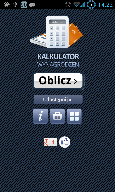 Polish Salary Calculator- screenshot