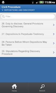 TEST APP - OBJECTION LIST - screenshot thumbnail