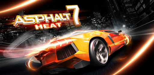 Asphalt 7 Heat Apk - Game balap mobil terbaik Android