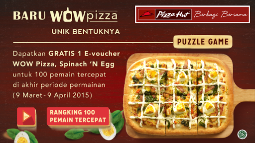 WOW Pizza Puzzle