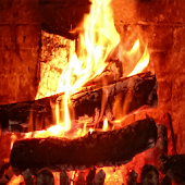 Xmas Fireplace: Xmas Countdown