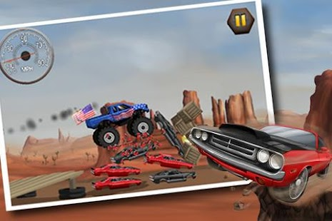 Stunt Car Challenge Screenshot