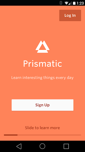 Prismatic: Social News