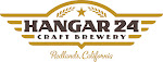 Logo of Hangar 24 Redlands 125th Anniversary