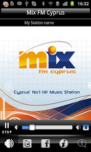 Mix FM Cyprus Screenshot 1