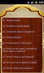 Zakat Calculator - screenshot thumbnail