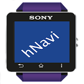 Smart H Navi for SmartWatch 2