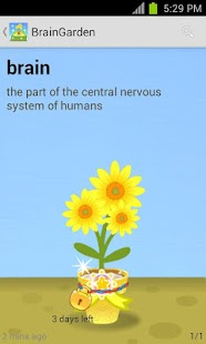 Brain Garden- screenshot thumbnail