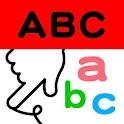 ABC:こども ゆびドリル