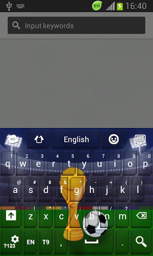 2014年世界杯鍵盤