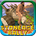 StoneAge Rally (3d kids game ) icon