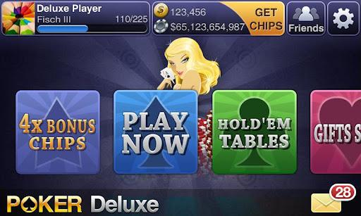 Texas HoldEm Poker Deluxe 1.8.0 screenshots 1