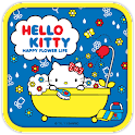 Hello Kitty Happy Bathe Theme icon