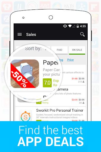 Appszoom - Best Apps 3.1.8 screenshots 4