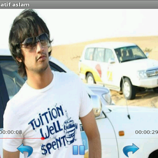 atif aslam - screenshot thumbnail