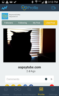 OopsyTube - Funny Video App- screenshot thumbnail