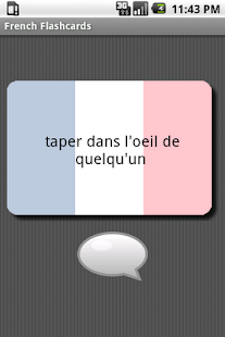 French Flashcards - screenshot thumbnail