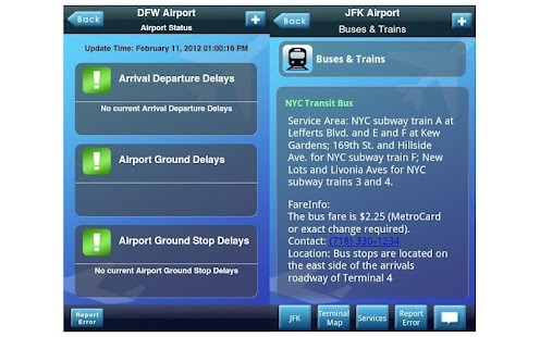 iFly Airport Guide- screenshot thumbnail