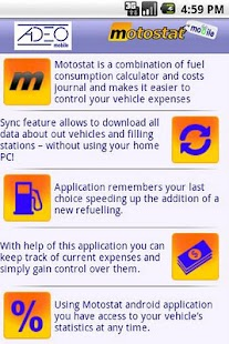 Motostat - screenshot thumbnail